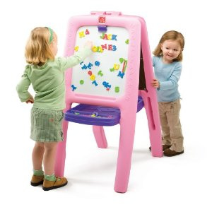 Step2 Pink Easel for 2 for $26 shipped!