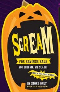 SCREAM for a 20% Old Navy coupon