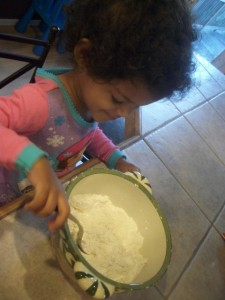 Involving Young Children in your Homemaking Activities @ Common Sense Homesteading