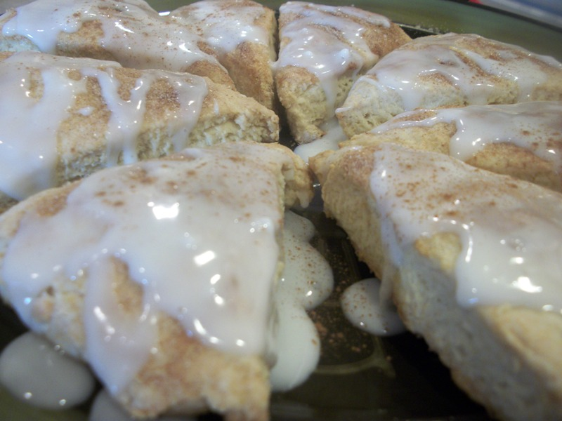 Starbucks Cinnamon Scone Recipe