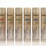 Free sample of Aveeno shampoo