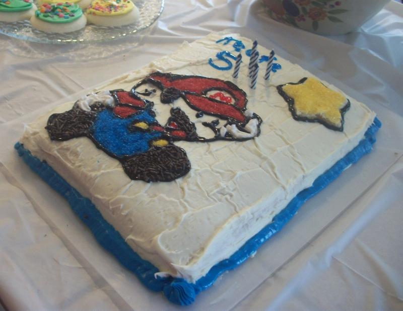 DIY Birthday Cake: when DIY may not be frugal