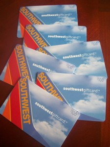 Earn free groceries buying Southwest Gift Cards at Albertsons