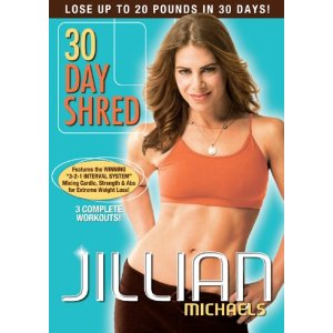 Jillian Michael's 30-Day Shred