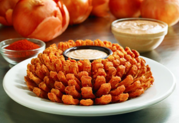 Outback: Free Bloomin' Onion with any purchase (TODAY ONLY)