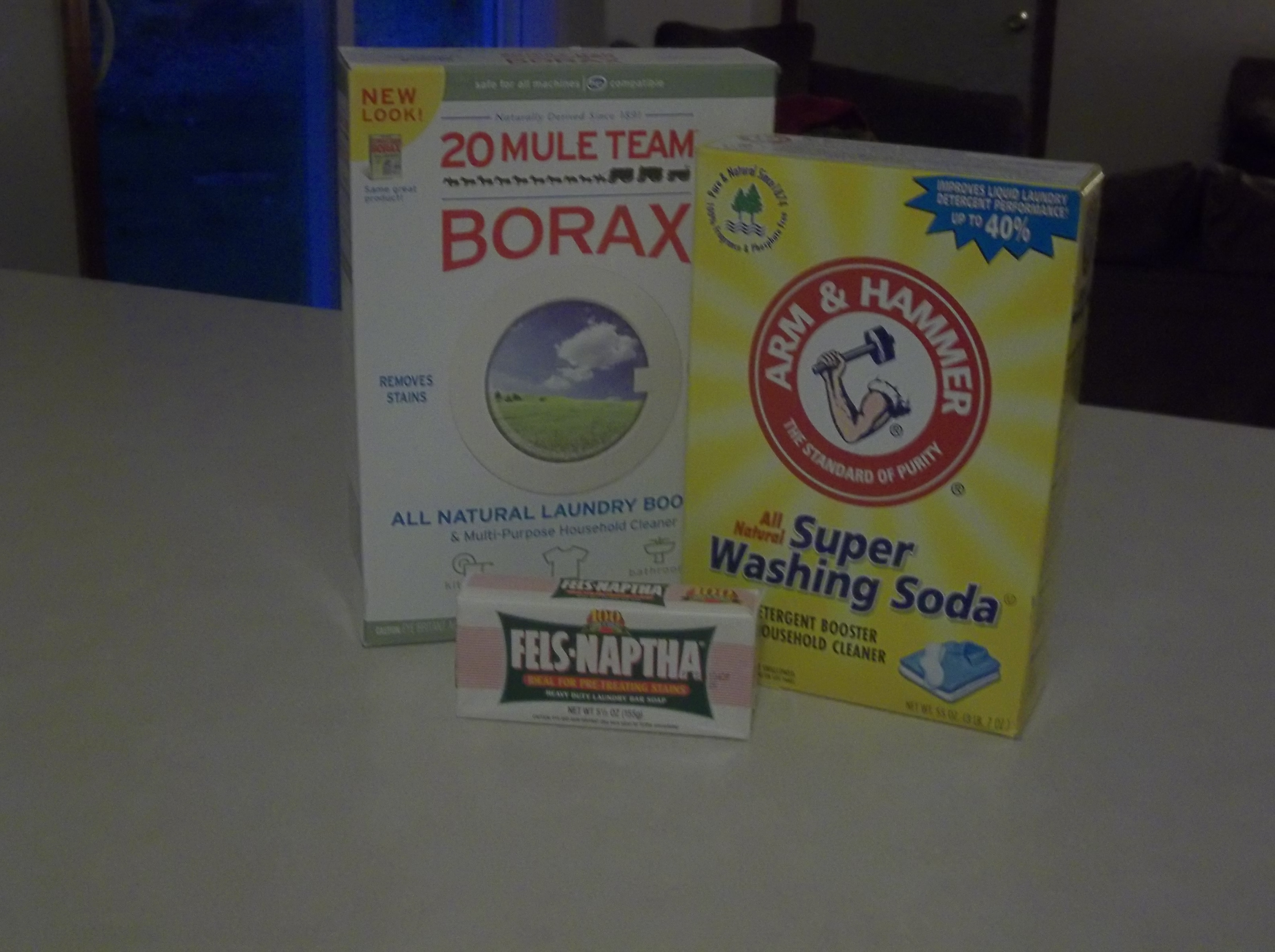 Adventures in Homesteading: Homemade Laundry Detergent