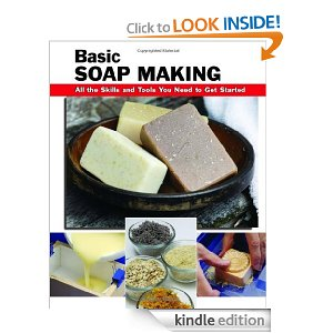 FREE Basic Soapmaking Ebook for Kindle