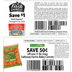 The coupon project safeway