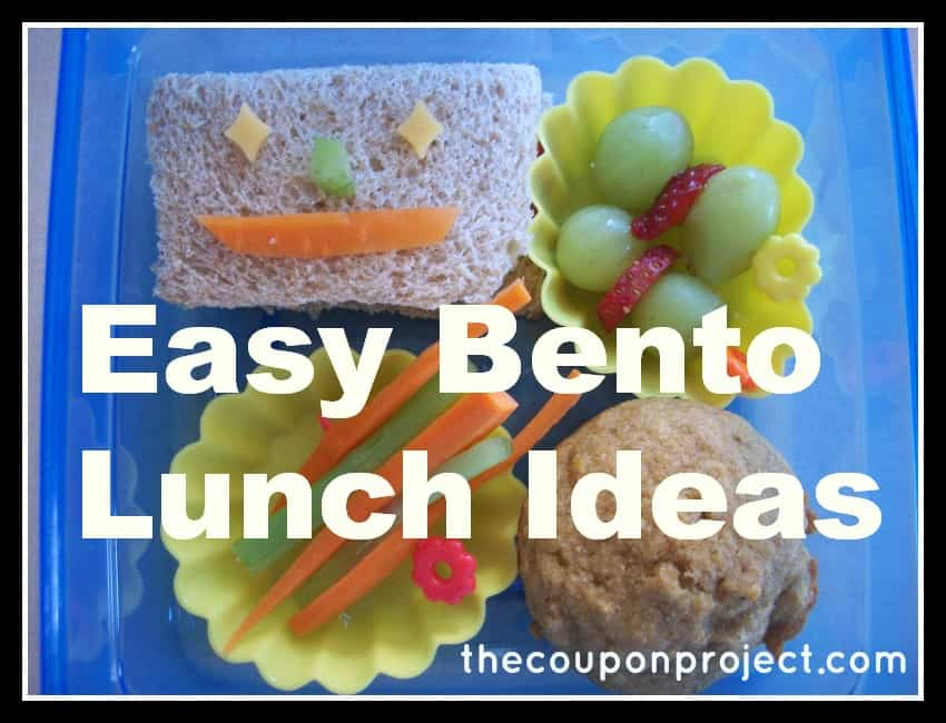 easy bento lunchbox ideas healthy easy kid friendly
