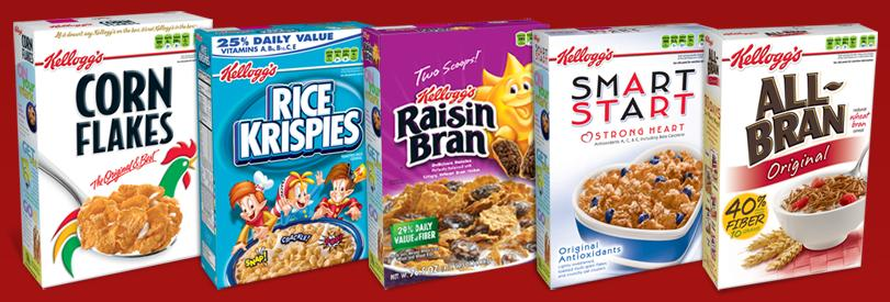 Safeway: Hot Kellogg's Catalina (& Cereal for as low as