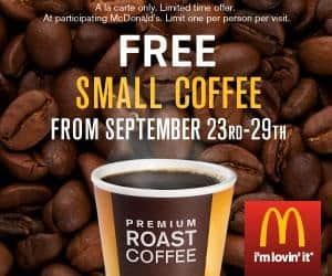 Mcdonalds Free Coffee Coupons February, For printable coupons only, enter link to printable pdf or image of coupon.