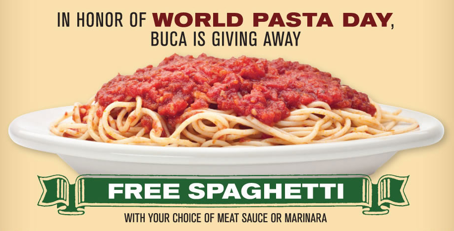 Old spaghetti factory coupons october 2018