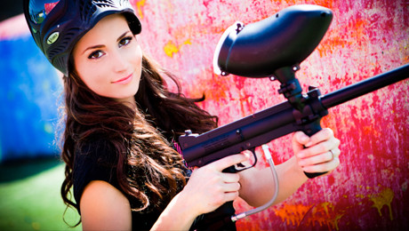 All Day Paintball for $3 (8 Western Washington Locations)