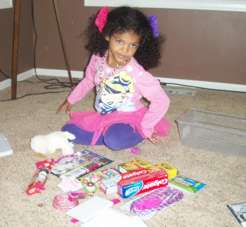Put your stockpile to use: Operation Christmas Child!
