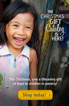 Give a Meaningful Gift through Compassion's Gift Catalog