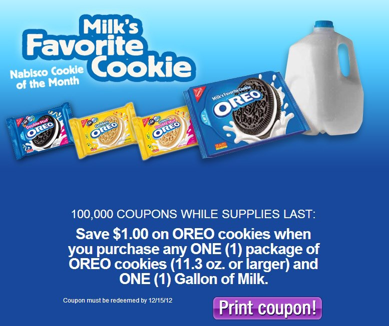 Nabisco frequently offers a coupon for a high-dollar amount to pair with this awesome deal, such as the $1 off 1 or $3 off 3 coupons, making each item free! 2. The oz Nabisco Teddy Graham Go Cups go on sale for $ each. Get these Go Cups for free and stock up when the $1 off coupon .
