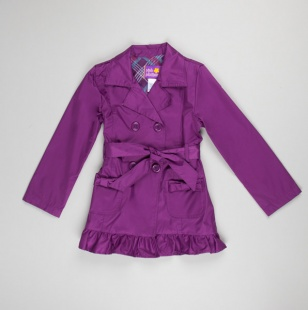 Now at Totsy: Girls' Coats for $9 (raincoats, trench coats ...