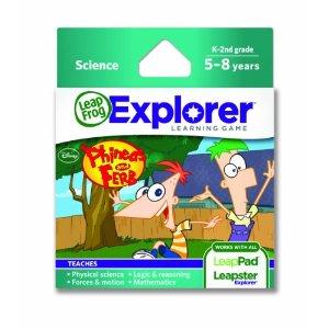 LeapsterExplorerGame