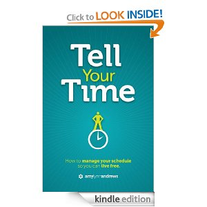 Free ebook: Tell Your Time by Amy Lynn Andrews