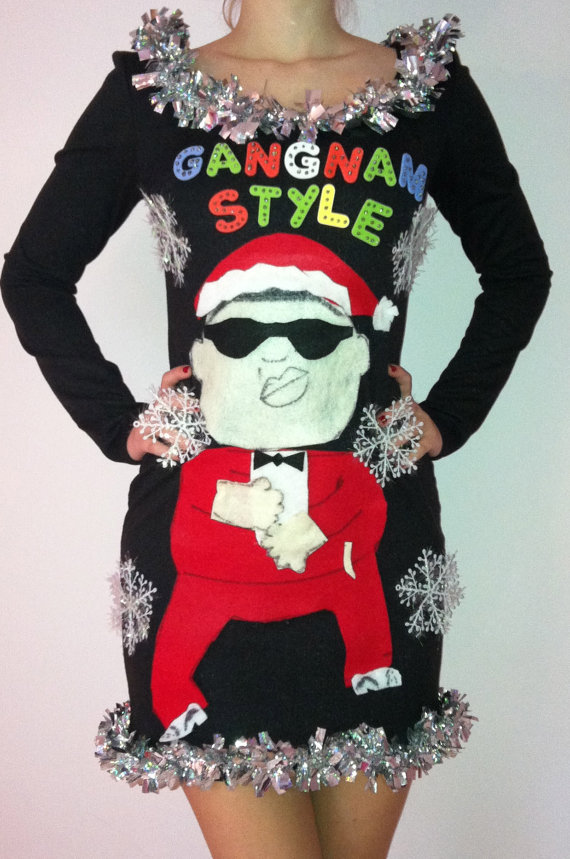 10 Of The Ugliest Christmas Sweaters Ever