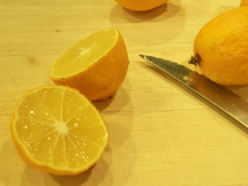 What to do with a bag of Meyer Lemons - The Coupon Project