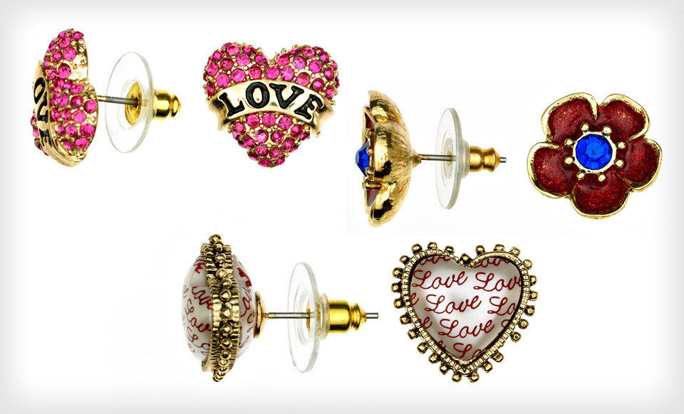 Now on Groupon: Betsey Johnson Jewelry, prices start at $12
