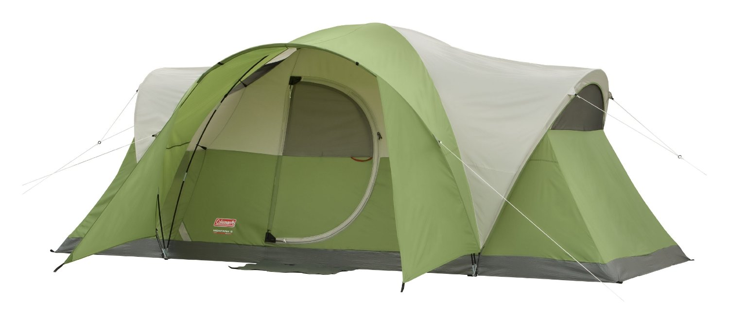 Coleman Montana 8 Tent ...  sc 1 st  The Coupon Project & Amazon: $20 off $100 Coleman Purchase (Coleman Tent for $108 shipped)