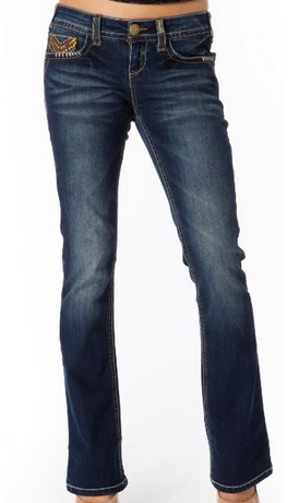 Wallflower Plus Size Legendary Bootcut Jeans: as low as $23.60