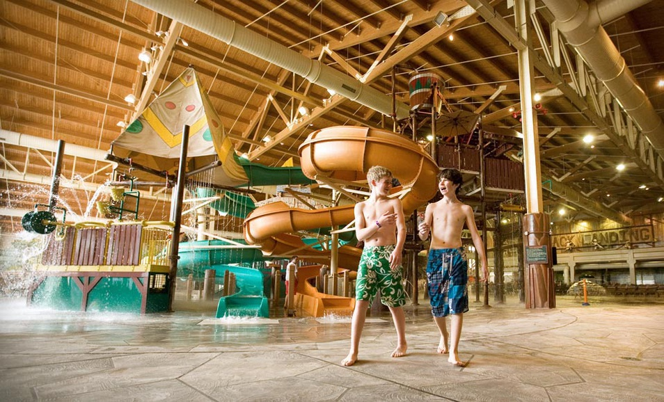 Groupon Great Wolf Lodge Up To 38 Off