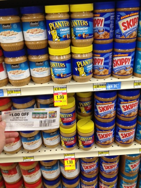 Albertsons: Planters Peanut Butter $0.99 + other unadvertised deals