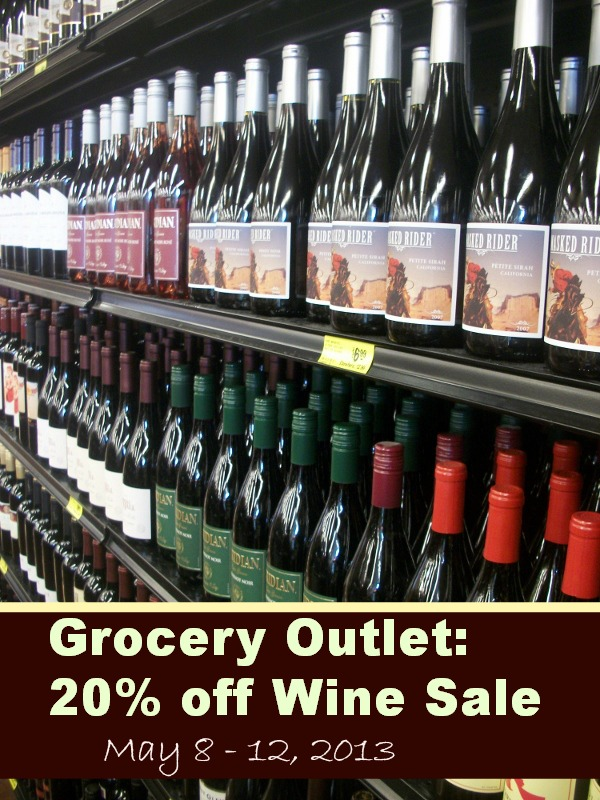 20 000 grocery giveaway grocery outlet 20 off wine sale starts tomorrow 2 3717
