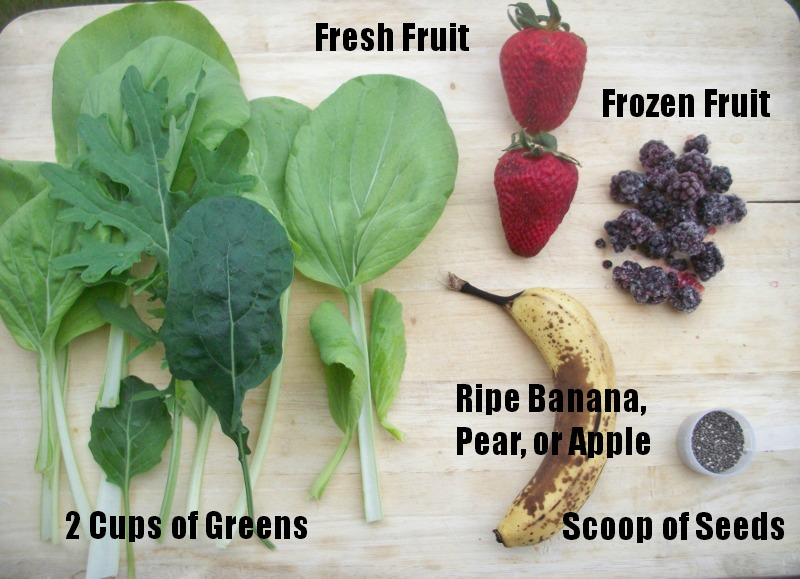 How to make a green smoothie | The Coupon Project
