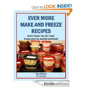 Make and Freeze Recipes: FREE Ebook (+ my recent meal swap!)