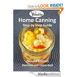 Free ebook: Home Canning Step by Step Guide