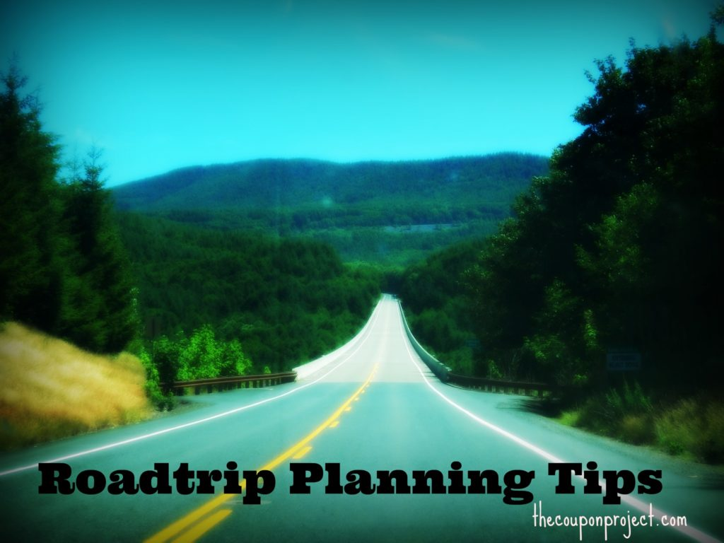Roadtrip Planning Tips | The Coupon Project