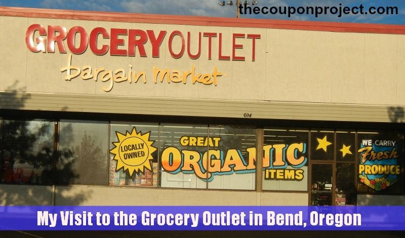 Visit to Grocery Outlet in Bend, Oregon | The Coupon Project