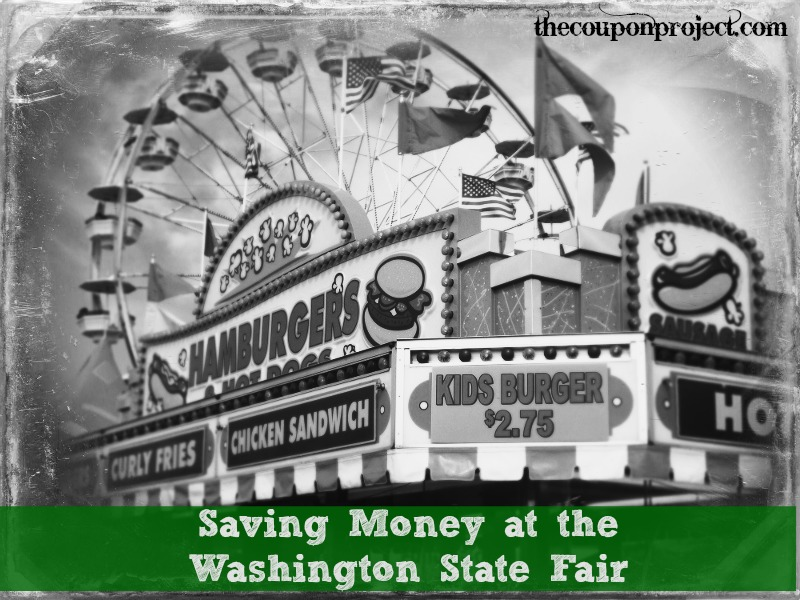 Saving Money at the Washington State Fair (fmr. Puyallup Fair) | The Coupon Project