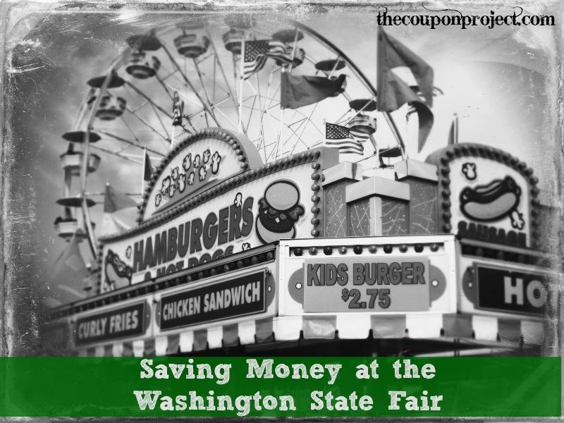 Washington State Fair Discounts 2019