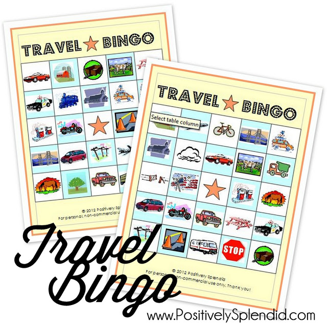 travelbingo