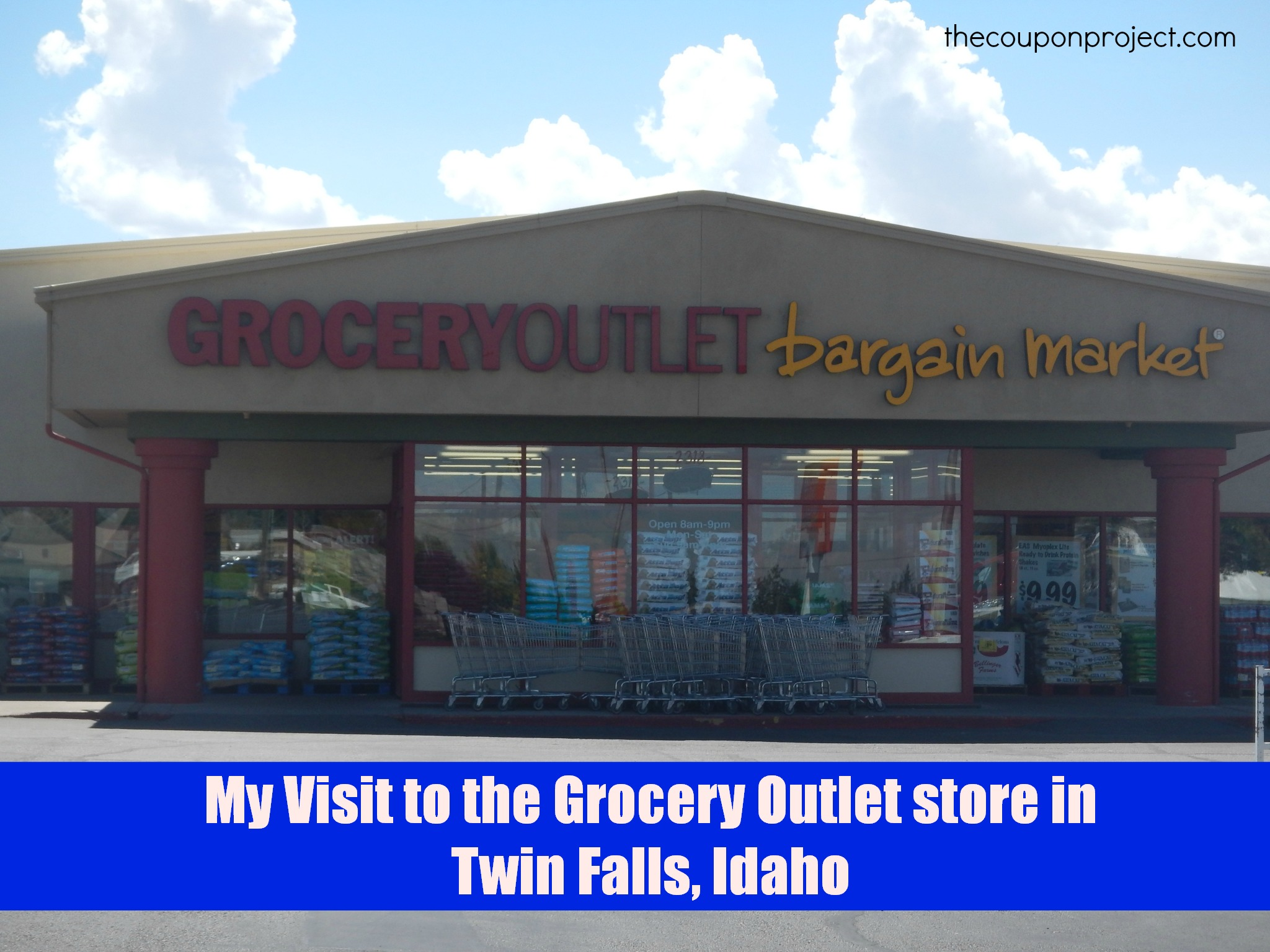 On the Road with Grocery Outlet: Twin Falls, Idaho Store