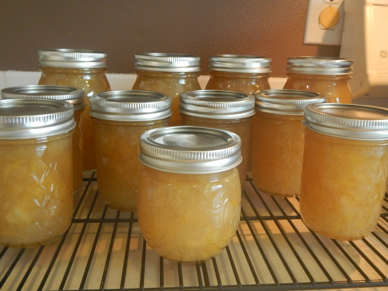 Pear Vanilla Jam Recipe