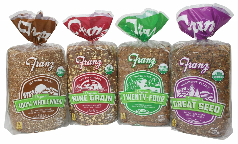 Franz Organic Bread Printable Coupon