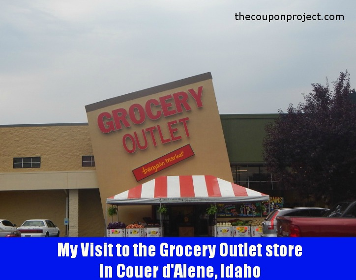 Couer d'Alene Grocery Outlet