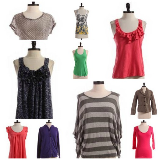 Online clothing stores Twice clothing store