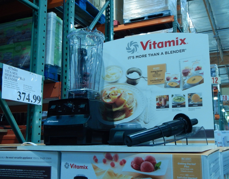 Vitamix Costco Good Price Image