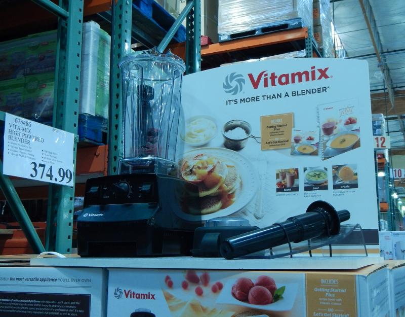 Vitamix Costco Good Price Image