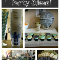 Easy & Frugal Star Wars-Themed Party Ideas