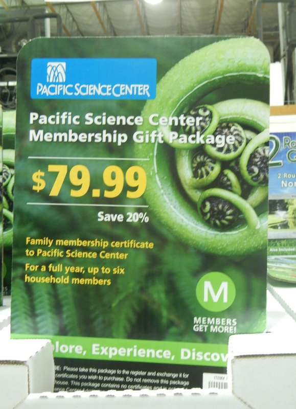 Science center coupons