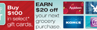 Albertsons Gift Card Offer