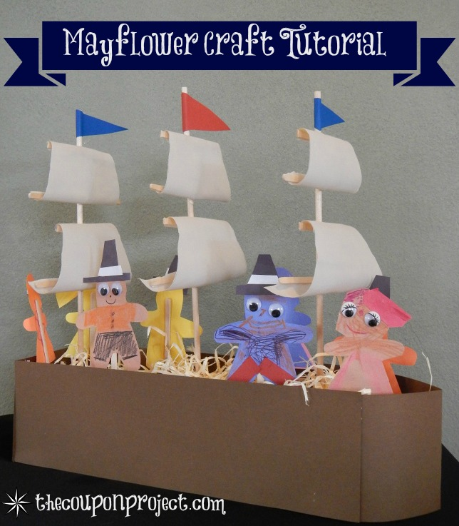 Mayflower Tutorial DIY